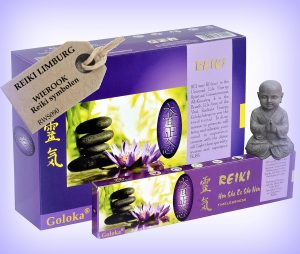 Goloka-Reiki symbool Hon Sha Ze Sho Nen