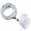 5. Mala met bergkristal - AA-kwaliteit - 108 kralen van 6 mm