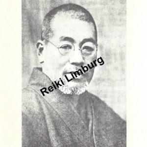 Dr. Mikao Usui watermerk