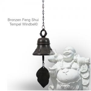 Feng-Shui-Tempel-Windbel