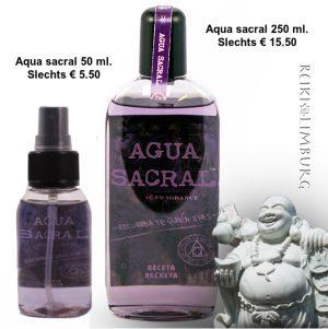 Aqua sacral aanbieding