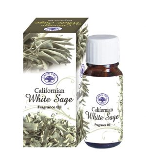 Geurolie Californian white sage