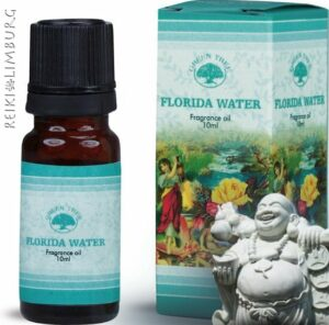Geurolie Florida water