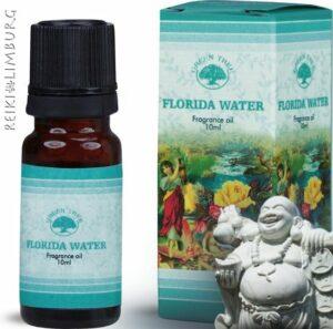 Geurolie Florida water