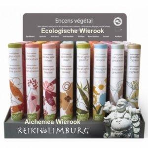 Zuivere Planten wierook ecologisch