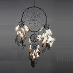 Dream Catcher zwart Ø 40cm