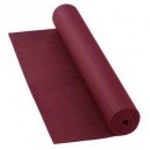 Yogamat bordeaux rood
