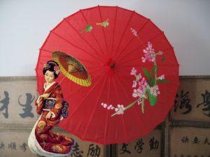 Chinese paraplu