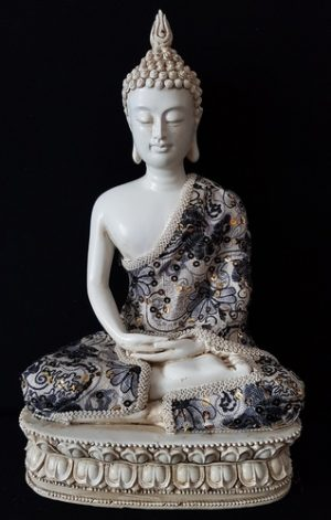 Meditatie Boeddha 31cm.