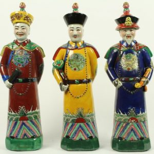 Chinese Keizers