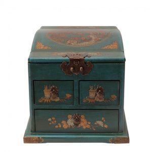 1. Box blauw