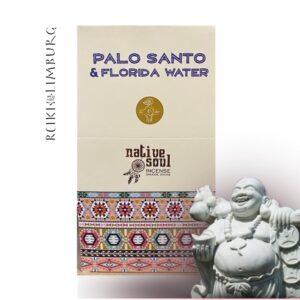 Native Soul Palo Santo Florida Water