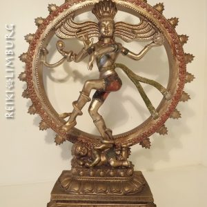 Shiva medium bronskleurig