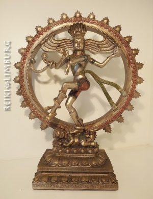 Shiva medium bronskleurig