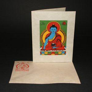 1. Tibetaanse-boedd-Akshobhya Boeddha
