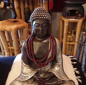 Japanse Boeddha ca. 28cm...