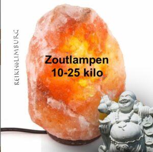 Zoutlampen tot 10-25 kilo