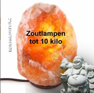 Zoutlampen tot 10 kilo