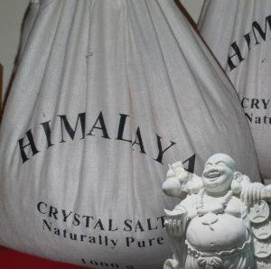 Himalaya zout los