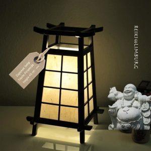 Japanse lamp Nara-Piramide