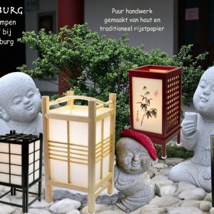 Japanse lampen ZEN