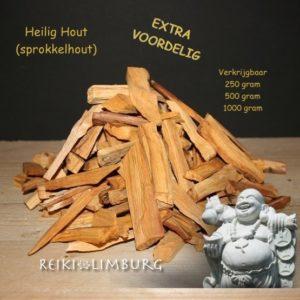 Sprokkel Heilig Hout 250 - 500 - 1000gram