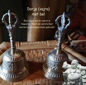 Dorje-Vajra met bel