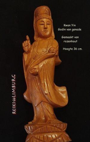 Kwan Yin - Godin van de Genade..