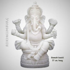 Ganesh wit Albast