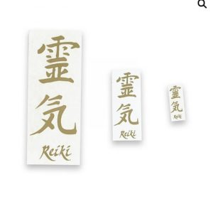 Reiki stickers
