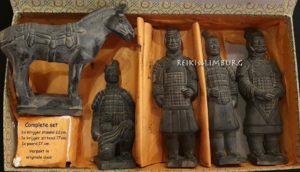 Terracotta krijgers set van 5