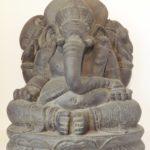 Ganesha.. dark grey
