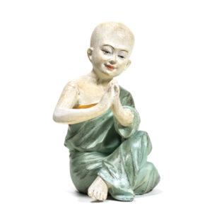 1. Yoga Monnik groen