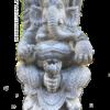 Ganesh wit-grijs