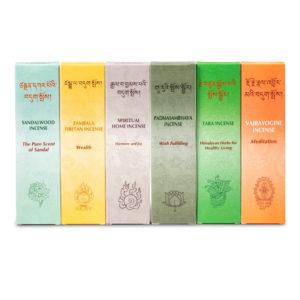 Tibet wierook special gift..