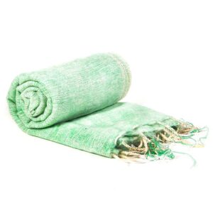 Yoga-meditatie omslagdoek mint