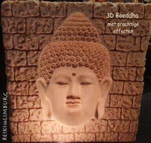 3D Boeddha