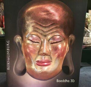 3D Boeddha...