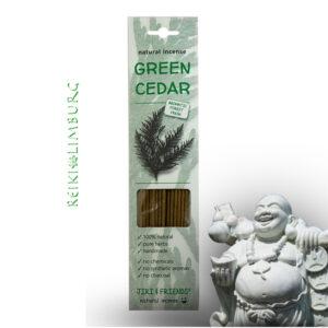 Green Cedar.