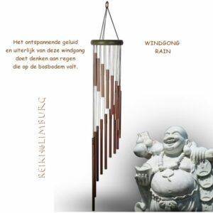 Windgong Rain woodstock