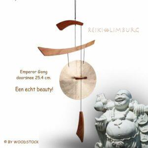 emperor-gong-25.4 cm. by-woodstock..