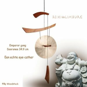 emperor-gong-34.9 cm. by-woodstock..