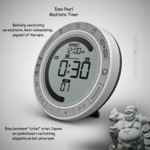 enso-Meditatie clock-timer