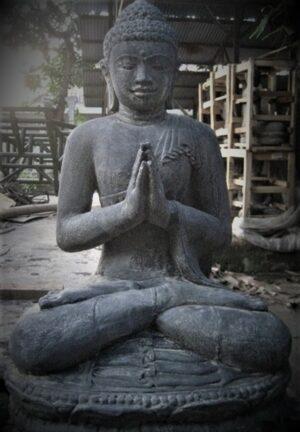 Boeddha op Lotus