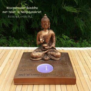 buddha-waxinehouder