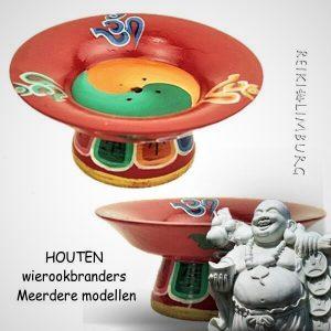 Wierook branders Hout